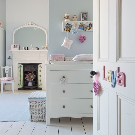 Pastel Colors Kids Room: Pastel Girls Bedroom