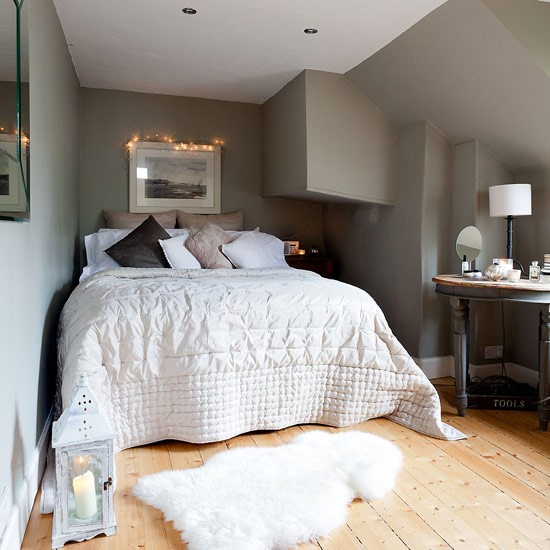 Peaceful Bedroom Colors And Decorating Ideas: Elegant Family Home