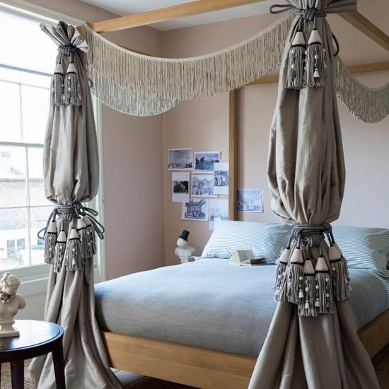 Opulent Four-poster Bedroom