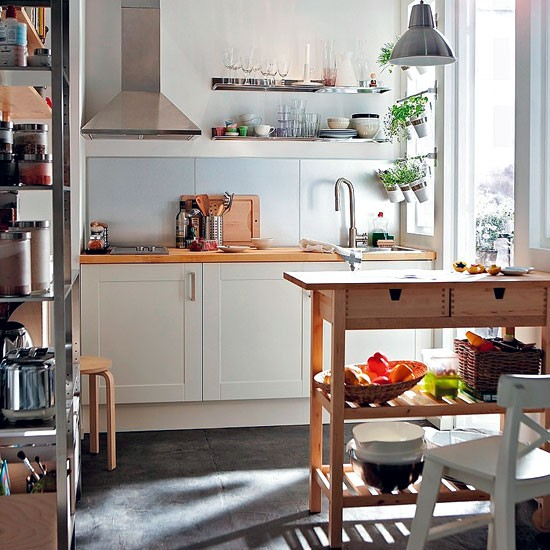 Compact Kitchen: Home Design And Decor Reviews