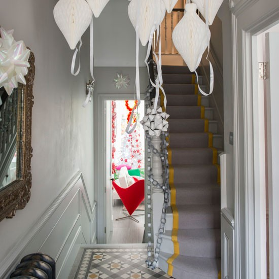 Victorian Hallway: Be Inspired By A Glamorous Five-storey Victorian Home In