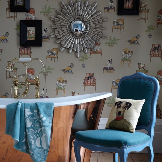 House Design Blog Uk: Oh My Dog! Fabulous Interior Design Ideas For Dog Lovers