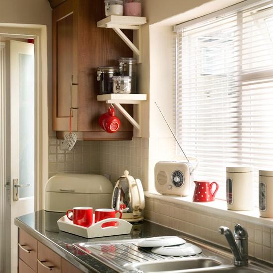 Kitchen Shelf Ideas: Kitchen Corner Shelves