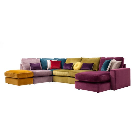 Ashley Manor Harlequin Sofa From Furniture Village