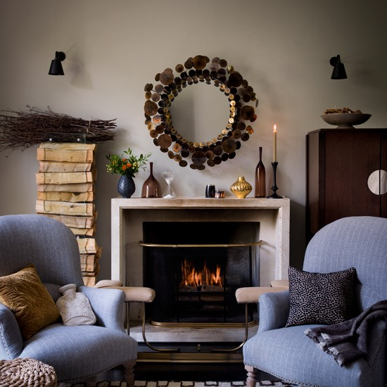 Housetohome Co Uk: Grey And Neutral Living Room
