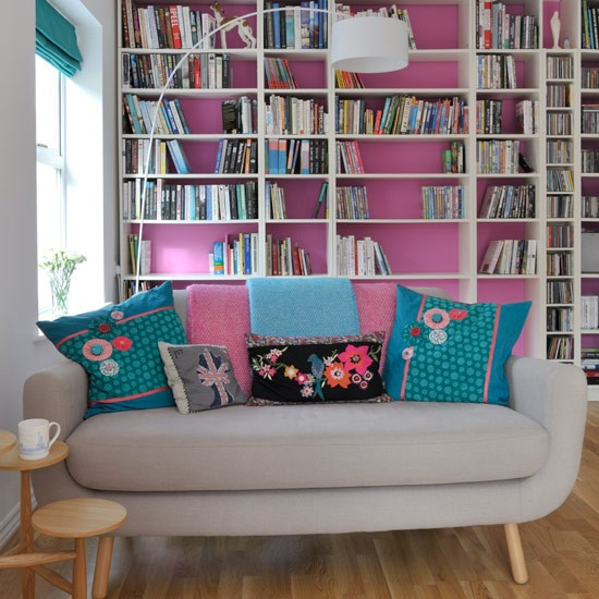 Colourful Living Room Ideas - 20 Of The
