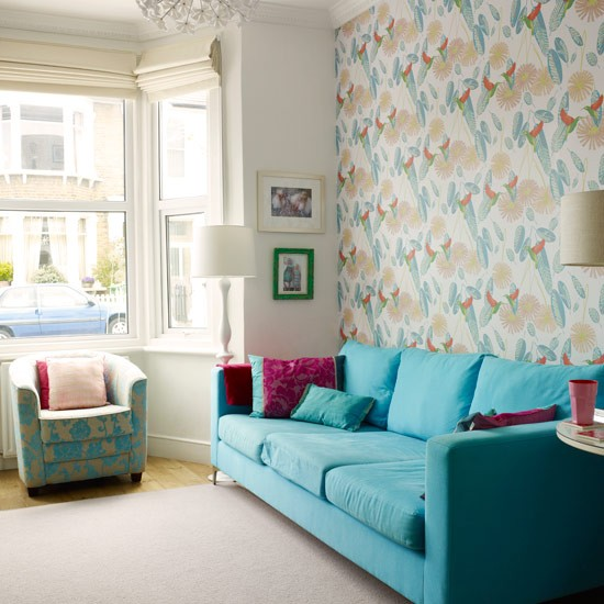 Wallpaper ideas for living room 2017 grasscloth wallpaper - Best living room wallpaper designs ...