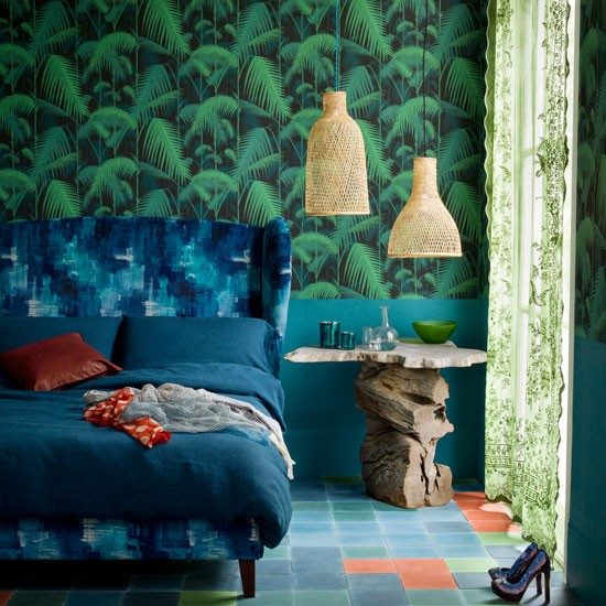 Wow Wallpaper - 10 Decorating Ideas