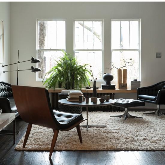 Mid Century Modern Living Room: Mid-century Style Living Room