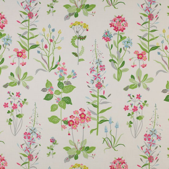 Willowbrook Floral Fabric From Jane Churchill
