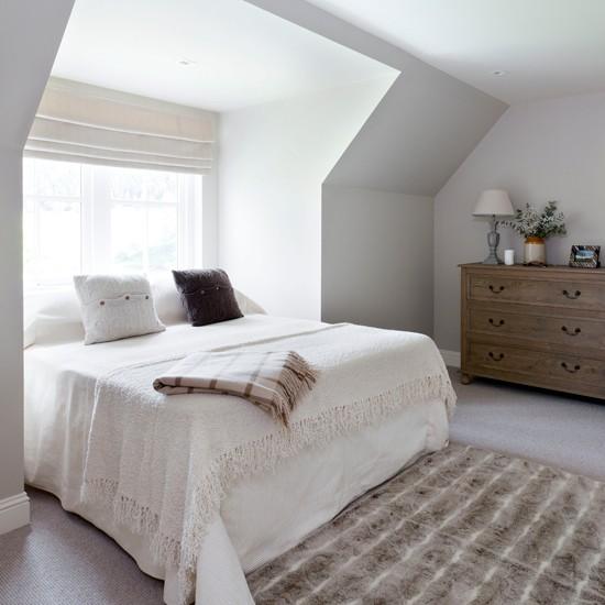 Guest Bedroom Ideas Uk Bedroom Curtains Argos Jcpenney Bedroom Furniture Loft Bedroom Sets: Cosy White Guest Bedroom