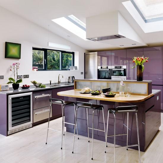 Open Kitchen Layout Plans: Open Plan Kitchen Layouts