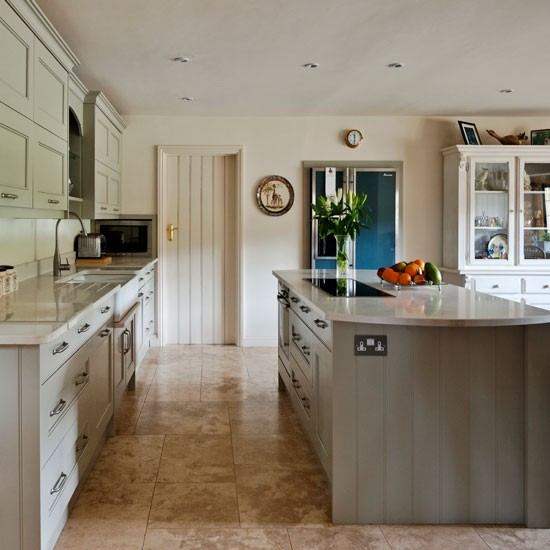 Country Kitchen Green Cabinets: Eaton Square: {Country Kitchens Inspiration}