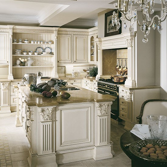 Elegant Kitchens: Traditional Kitchen Design Ideas
