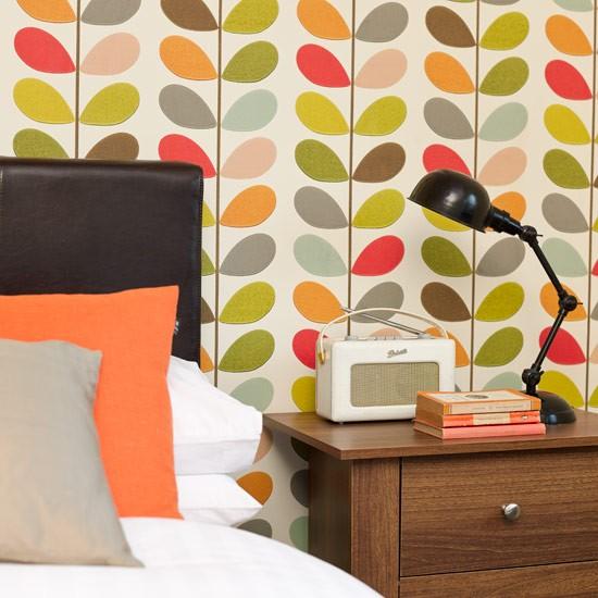 Bedside Table Bright Bedroom Ideas Housetohome Co Uk