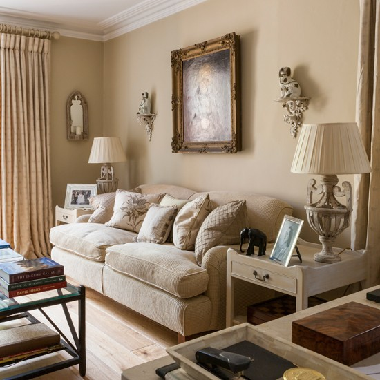 Neutral Living Room Ideas: Living Room Decorating Ideas