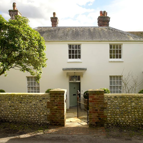 Best Interior Paint Uk: Step Inside An Elegant Period Farmhouse In West Sussex