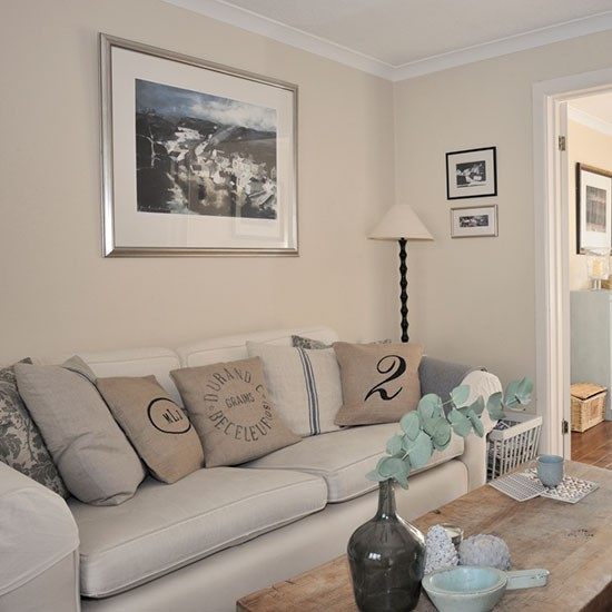 surprising new england style living room | Living room | Take inspiration from this New England-style ...