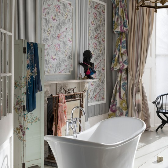 Housetohome Co Uk: Luxury Bathroom Ideas