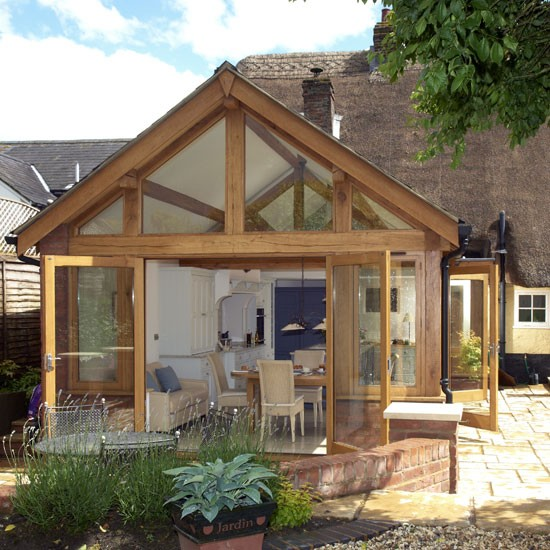 Country Conservatory Ideas