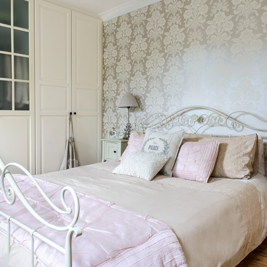 Vintage Bedroom: French Vintage Design Room Ideas