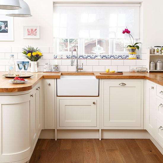 Solid Wood Childrens Kitchen