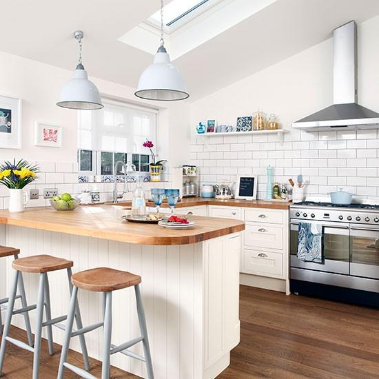 Small Kitchen Design Ideas Uk: Housetohome.co.uk