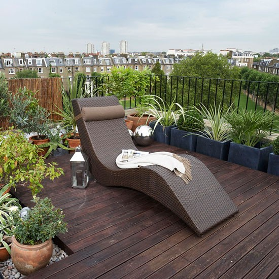Rooftop Garden Designs For Small Spaces: 15 Awesome Ideas For Small Garden