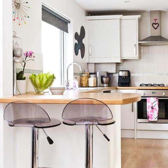 Kitchen Bar Ideas: Contemporary Kitchen Ideas