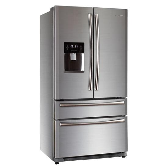 hb22fwrssaa fridge freezer from haier american style fridge freezers. Black Bedroom Furniture Sets. Home Design Ideas