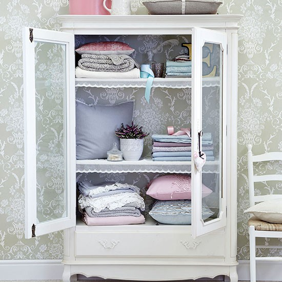 French Style Linen Cupboard Bedroom Bedroom Decorating