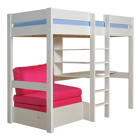 Stompa Uno Plus High Sleeper Bedstead From John Lewis
