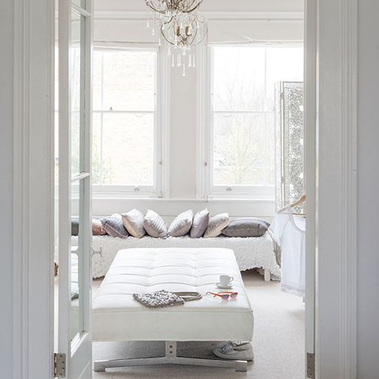 White Bedroom Ideas With Wow Factor: White Bedroom Ideas With Wow