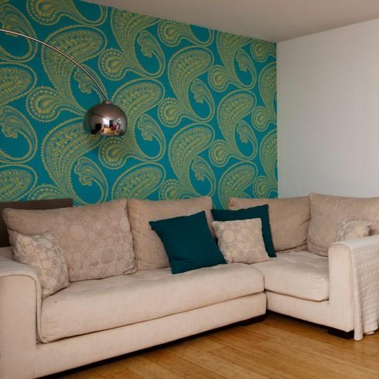 Corner Sofa For Small Living Room - Zion Star