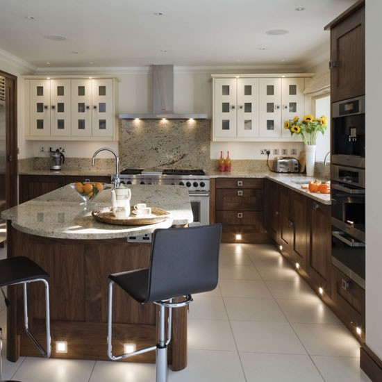 Ideas For Recessed Lighting In Kitchens