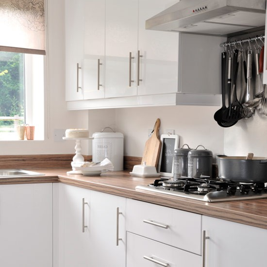 Wooden Kitchen Cabinets Uk: Take A Tour Around Angela's New-build In