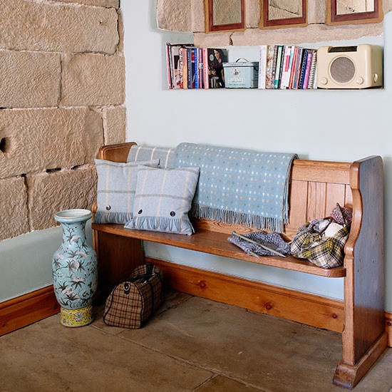 Yorkshire Rustic Bedroom Set: Take A Tour Around This Cosy Country Home