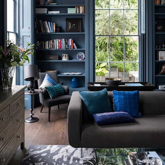 Step Inside A Luxe Georgian Townhouse In