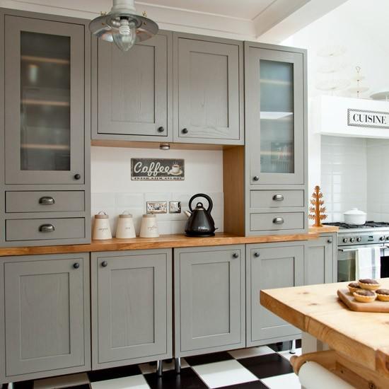 Housetohome Co Uk: Classic Kitchen Dresser