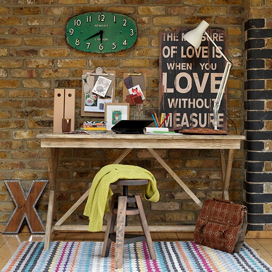 Country Home Design Ideas: Put A Country Twist On Your New Home Office
