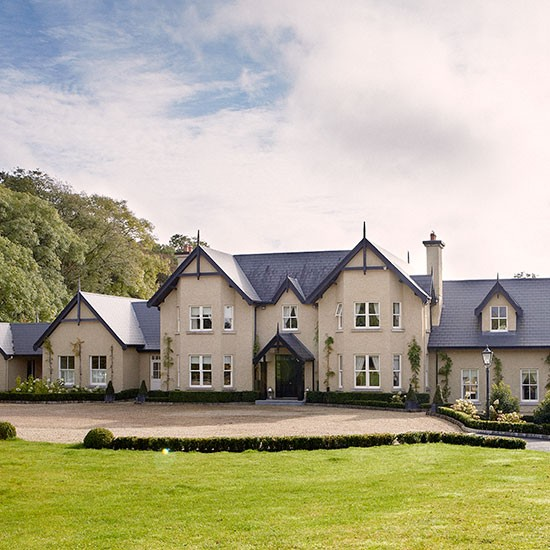 Home Design In Uk: Step Inside This Elegant Country Home In County Kildare