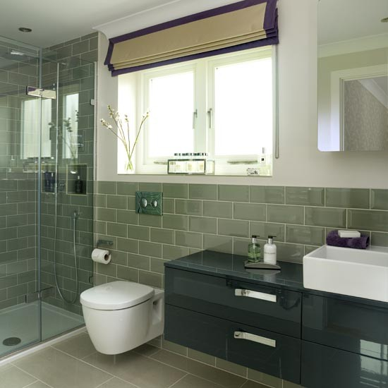 Modern Hotel Bathroom Design Ideas: Housetohome.co.uk