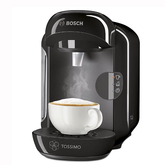 tassimo vivy drinks machine from bosch coffee machines shopping. Black Bedroom Furniture Sets. Home Design Ideas