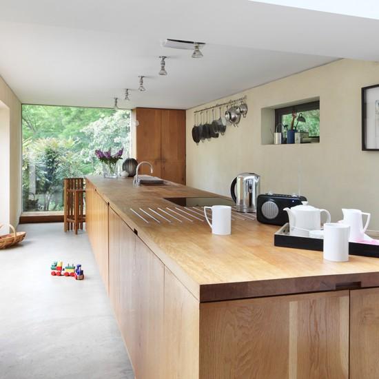 Modern Wooden Kitchen Designs: Modern Kitchen Design Ideas