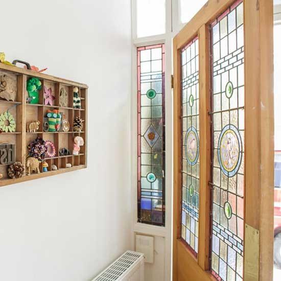Victorian Hallway: Victorian Bristol Home