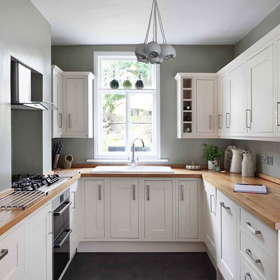 Kitchen | London terraced house | House tour | housetohome ...