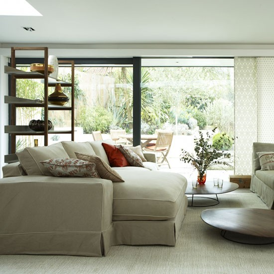Open Plan Living Design Tips And Ideas: Beautiful Design Ideas For An Open-plan Living Room