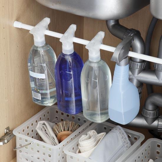 07-utility-room-cupboard-modern-Ideal-Home Tension Rod Under Sink Kitchen Ideas on lock nut under sink, curtain under sink, tray under sink, under kitchen sink, filter under sink,