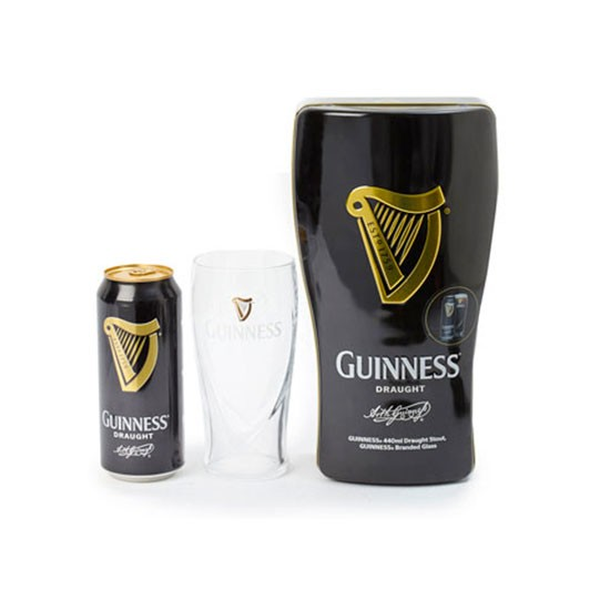 Bhs Wedding Gifts: Guinness Drink Tin From BHS