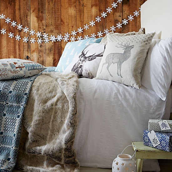 Ultra Luxe Bedroom Home Decor Inspiration Home Decor: Rustic Luxe Country Bedroom